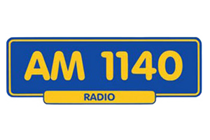 AM 1140 Radio logo