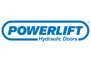 Powerlift Hydralic Doors logo