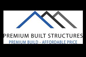 Premium Built Structures logo