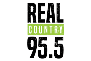 Real Country 95 5 logo