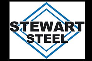 stewart steel logo