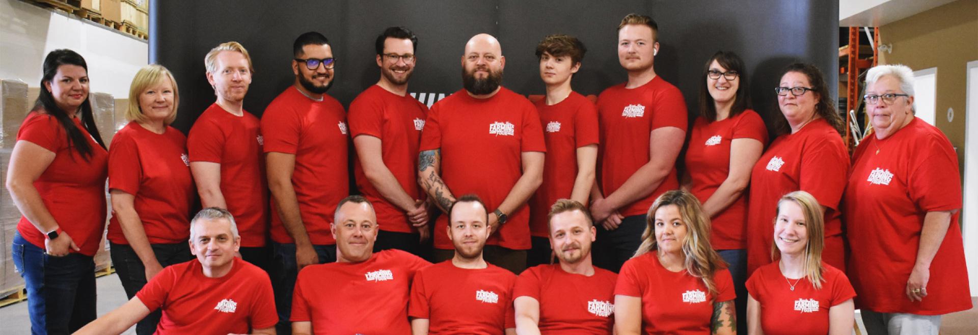 Thunderstruck team