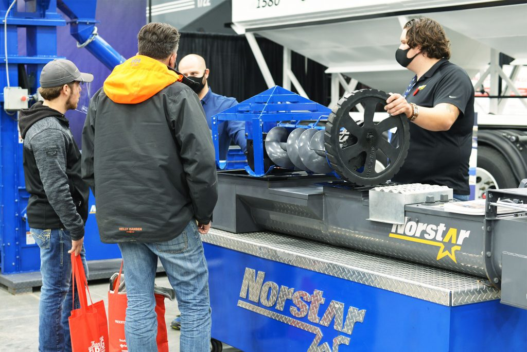 Norstar Booth
