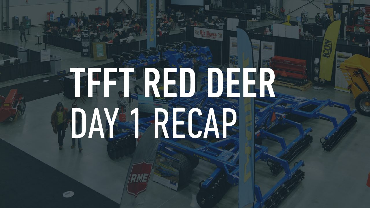 TFFT Red Deer Day 1