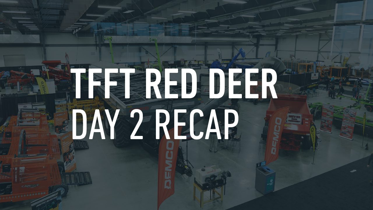 TFFT Red Deer Day 2