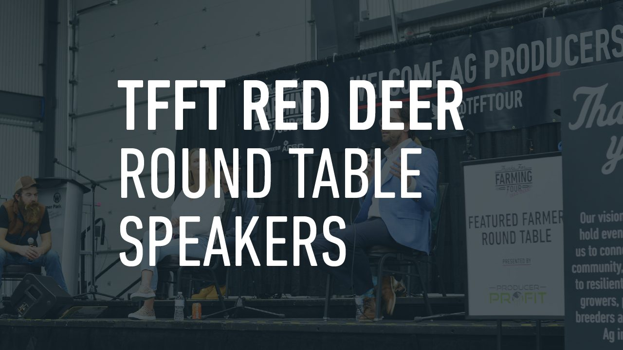 TFFT Red Deer RoundTable