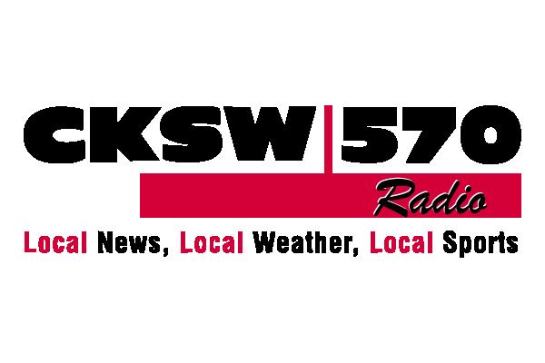 CKSW 570 radio logo