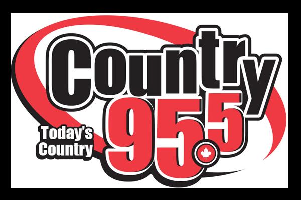 Todays Country 95 5 logo